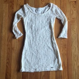 Abercrombie Lace Mini Dress XS